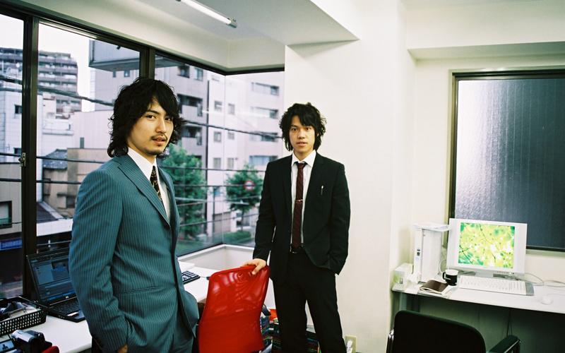 2007年創業当時の高橋 飛翔 さん (写真提供: 高橋 飛翔 )
