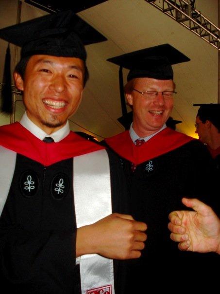ハーバード教育大学院では多くのことを学んだ