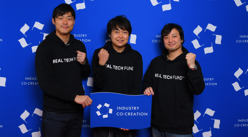 【速報】千葉功太郎氏、リアルテックファンドのメンバーとして参画!