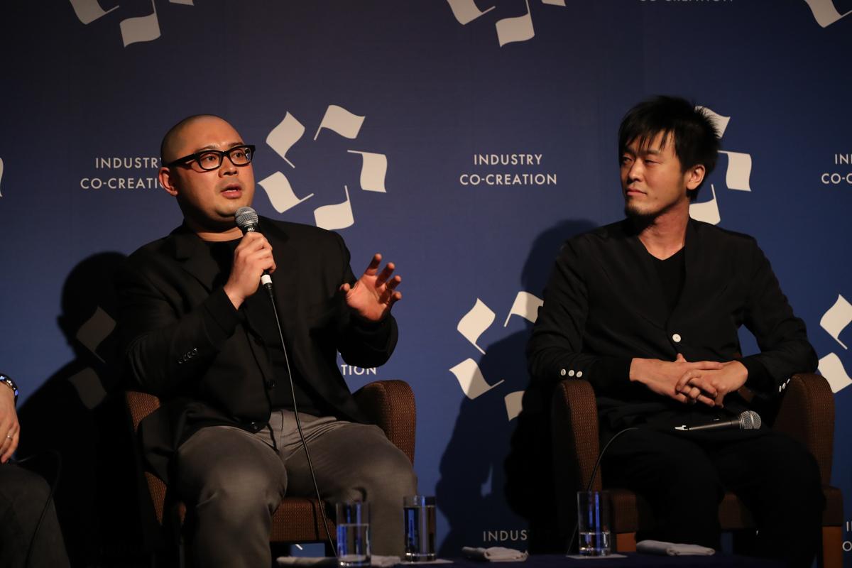 ICC FUKUOKA 2017 Session 2C「伝統から革新を生み出す挑戦者の取り組み」