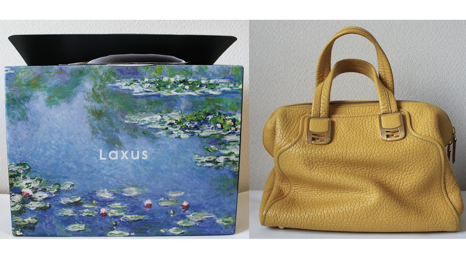 quality design 8eb1e f7bb7 体験レポート】高級ブランドバッグを月額レンタル!「ラクサス ...