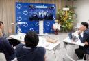 スモール・グループで深まる学び! ICCオフィスでのビデオ上映会の模様(ほんの一部を)ご紹介