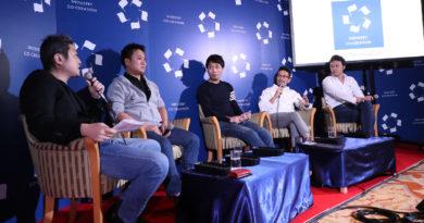 1. 東南アジアを中心に活躍する5人が、市場攻略を徹底議論!